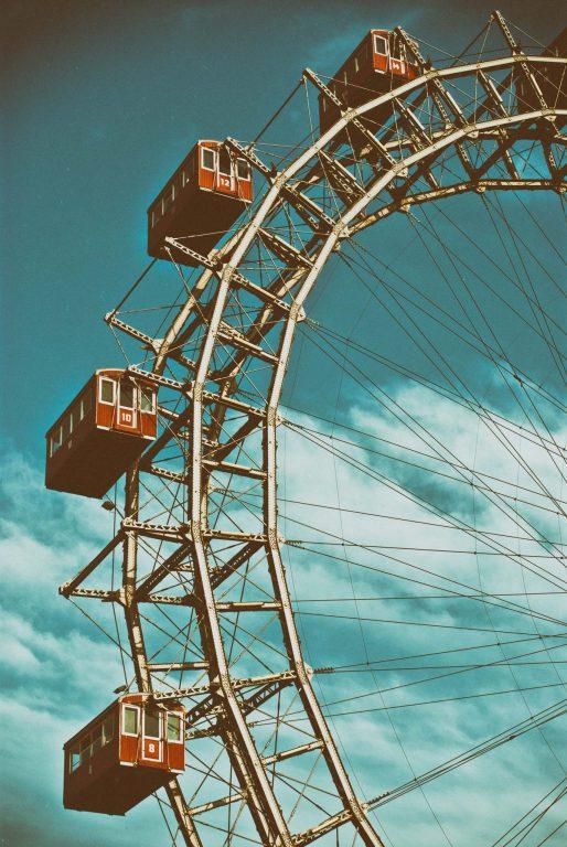 Wien Nur Du Allein Riesenrad